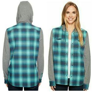 The North Face Campground Shacket Shirt Jacket.